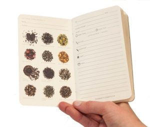 TeaSource TasteTea Cupping Journal
