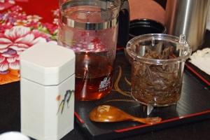 Tea with Thomas Shu