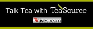 LiveStream logo Talk Tea