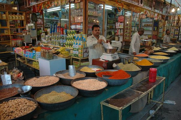 Marketplace in India