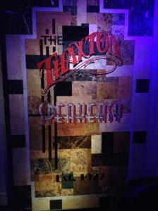 Prohibition began in 1920 and ended in 1933. The Thaxton Speakeasy was established in 1927.