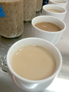 chai samples
