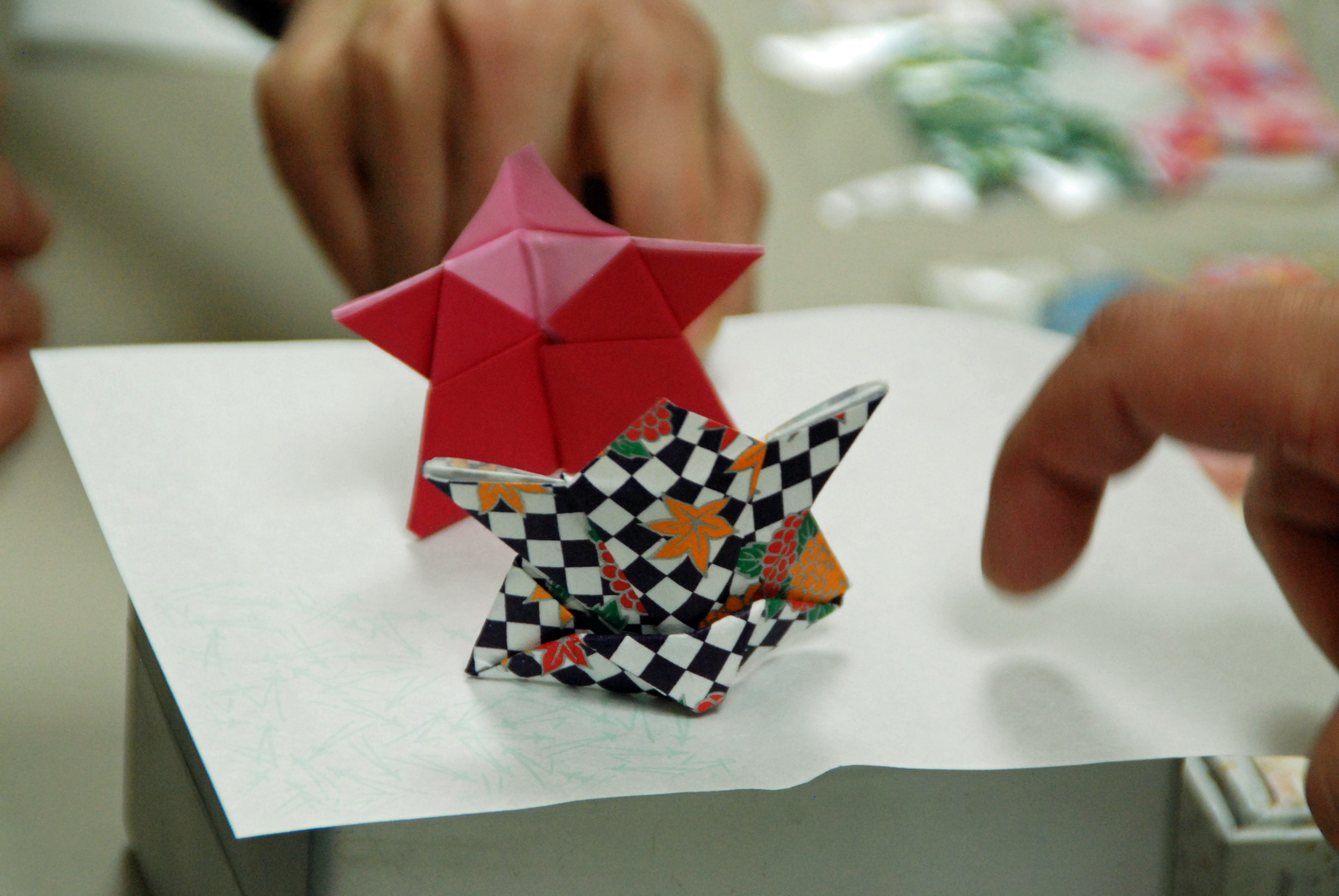 Beyond The Leaf Tea Enthusiast Industry Blog Origami Nut Spring Fighting Sumo Wrestlers